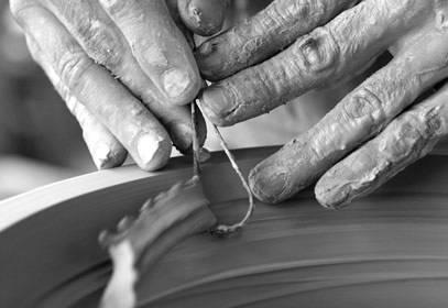 Handwerks Qualität - vom Mineral zum Kunstwerk