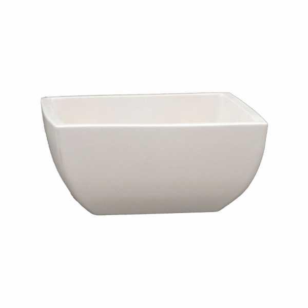 Hentschke Keramik Pflanzschale Form 220 in weiß