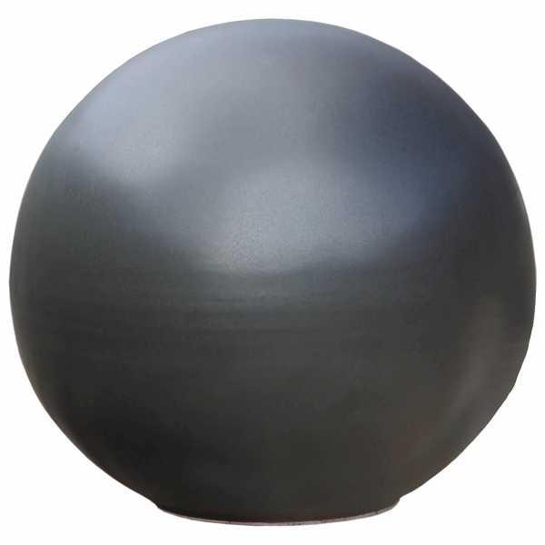 Hentschke Keramik Deko Kugel Form 086 in anthrazit