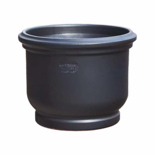 hentschke keramik blumenk bel blumentopf frostsicher. Black Bedroom Furniture Sets. Home Design Ideas
