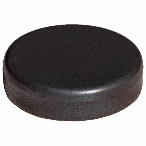 Hentschke Keramik Füsschen Form 004 in anthrazit