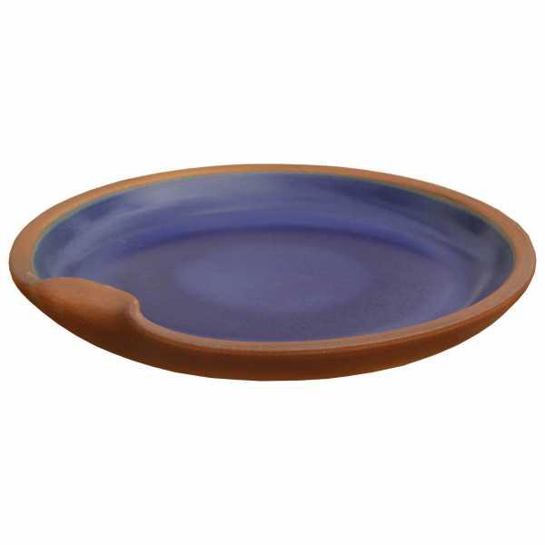 Hentschke Keramik Vogeltränke Form 065 in hell-geflammt