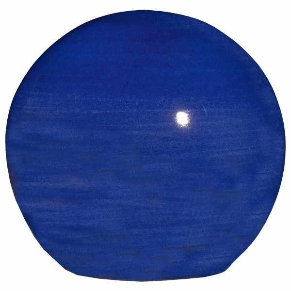 Hentschke Keramik Deko Kugel Form 086 in effekt blau