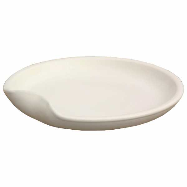 Hentschke Keramik Vogeltränke Form 065 in weiß