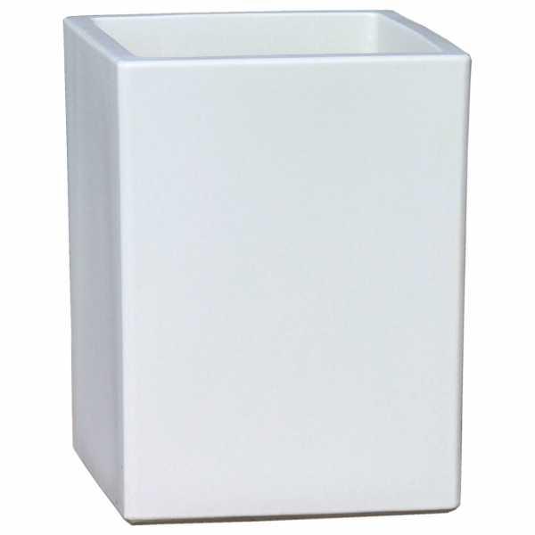 Hentschke Keramik Blumentopf Form 252 in weiß